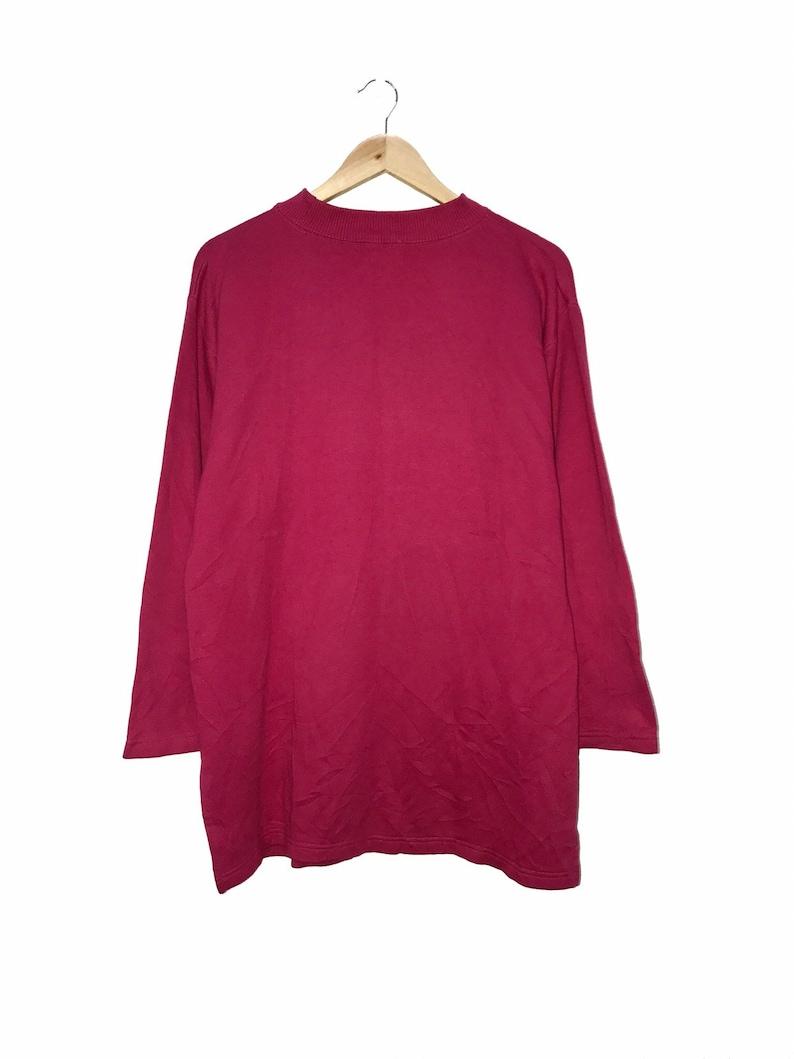 Vintage Betty Boop Sweatshirt Jumper pullover Large size