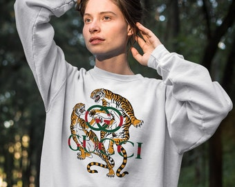 Gucci Designer Sweatshirt Logo Hoodie Sweater Fashion Gift For Him Her  Birthday Present Unisex Adult Clothing I Want Gucci MS0026 cd26d3226d