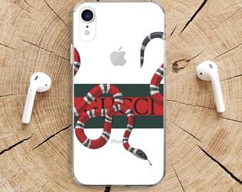 coque iphone xs max effet serpent