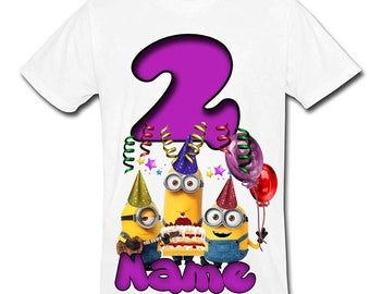 Sprinklecart Kids Birthday Special Customized Tshirt