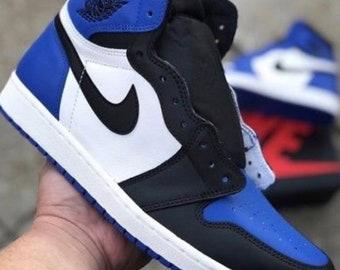 "5abe4145099407 Custom Shoes Jordan Retro 1 ""Fragement Conversion""    Adidas Vans Jordan  Converse Sneaker Air Max Hypebeast Authentic Old Skool Sk8 Hi"