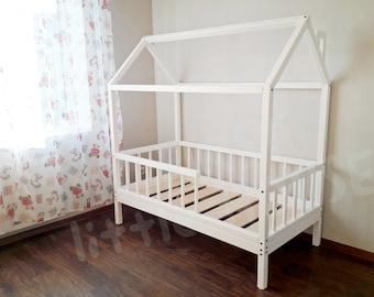 Holz Kappa Kinderbett Etsy