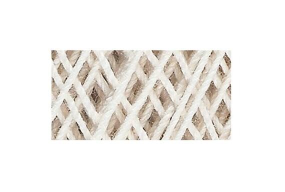 Tan Plastic Craft Lace Lanyard Gimp String Bulk 100 Yard Roll