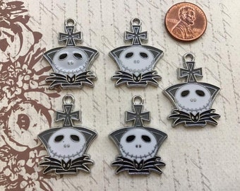 Santa,Jack, 13pc or 5pc Nightmare Before Christmas Charm Set Lot Collection
