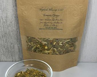 Organic Herbal Tea/Loose Leaf Tea/Herb Teas/Morning Tea/Turmeric Tea/Best Herbal Tea/Spearmint Tea/Rooibos Tea/Hibiscus Tea/Chamomile Tea