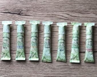 Artisan Chap Stick~Artisan Lipbalm~Recyclable Lipbalm Tube~Compostable Lipbalm~Hydrating Chap Stick~Hand Made Lipbalm~Handcrafted Lipbalm