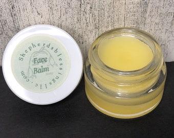 Face Balm/Wrinkle Cream/Facial Cream/Natural Face Cream/Facial Moisturizer/Natural Face Balm/Herbal Face Balm/Healthy Face Cream/Face Cream