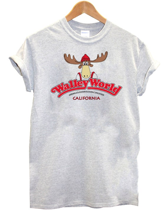 Wally World National Lampoons Movie Family Vacation T