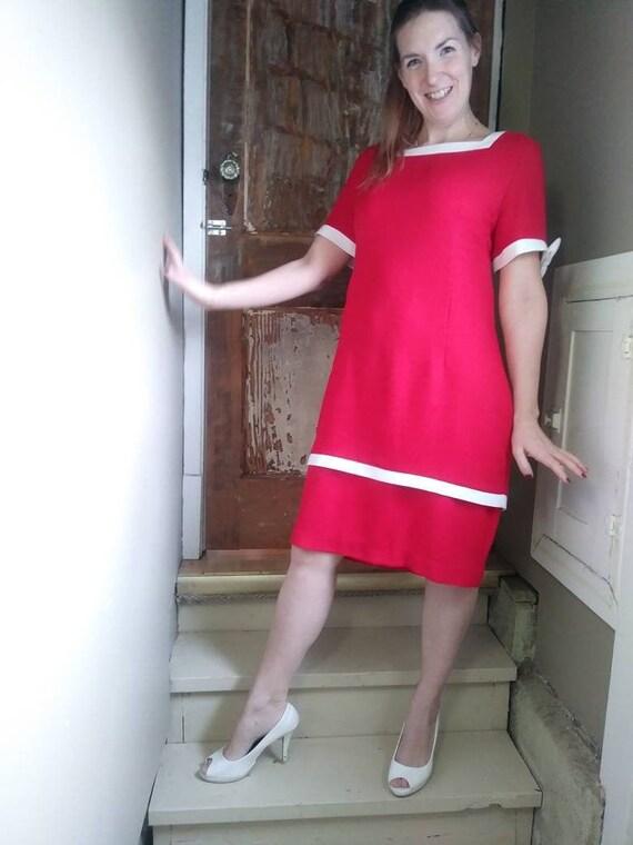 80s dress Yves cossette Depeche mode