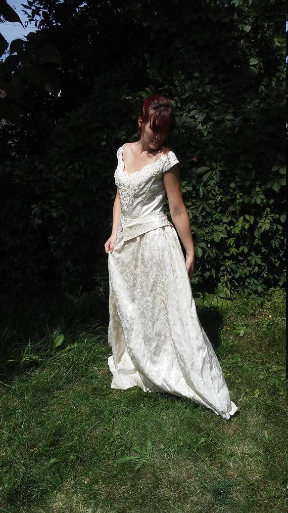 Wedding Dress by Jessica McClintock