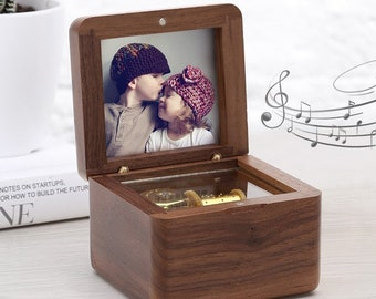 Custom Music Box