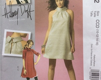 McCalls-72... McCalls Ladies Easy Sewing Pattern 7262 Sweater Coat /& Poncho