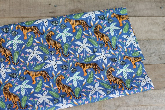 Adult /Teen Organic Weighted Lap Pad, Jungle Cats Organic Cotton, 16X24, Glass Beads, Travel Lap Pad, Gift For Kids, Homeschooling Gift
