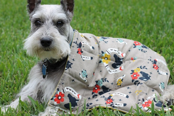 Custom Weighted Dog Blankets-For Anxiety During Thunder Storms