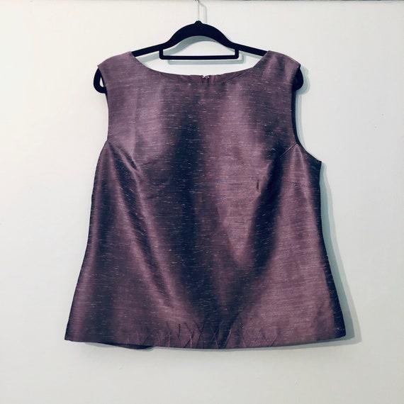60s purple top