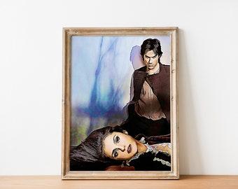 Wer ist elena aus Vampir-Tagebücher aus dem wirklichen Leben Pfadläuende aus dna/Liebeszelle