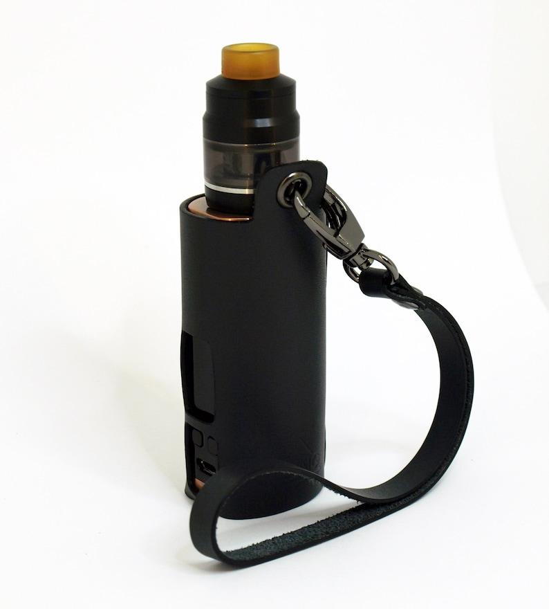Wismec Sinuous P80 case, vape case, leather vape case, leather case,  leather wrist strap, vape accessory, vape leather, vaper, vape, gift