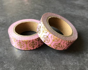 1€//m süßes Band waschbar 18mm Blumen Ornament Schleifenband nähen rosa Dekoband