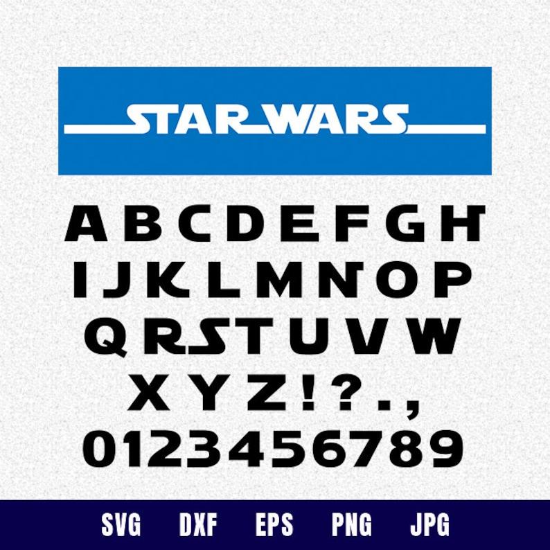 Star wars font svg, star wars svg, star wars alphabet svg, death star svg,  r2d2 svg, svg files for cricut, dxf files, silhouette, svg, dxf