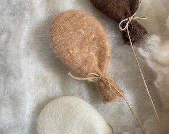 Filzluftballönchen