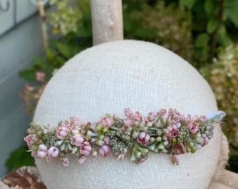 delicate headband elastic/Jersey newbornphoto /photprop