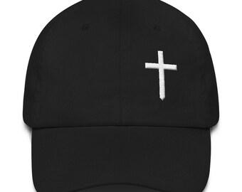 Christian Cross Logo Classic Hat a26587f95645