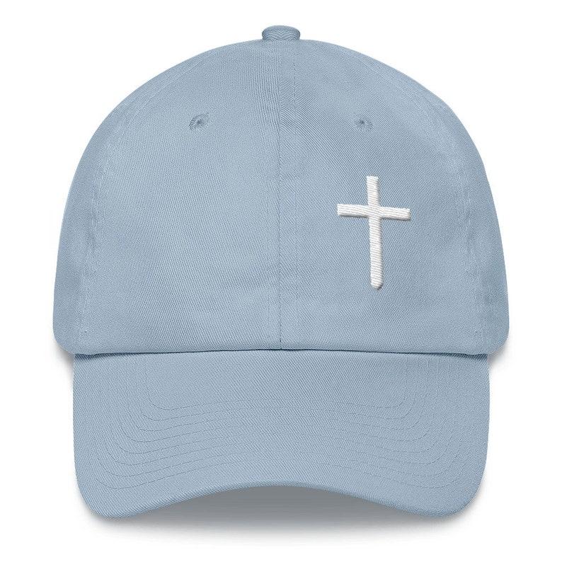 5617fcce8 Christian Cross Logo Classic Hat