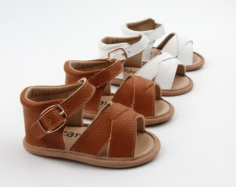 Baby Soft-Sole Sandals