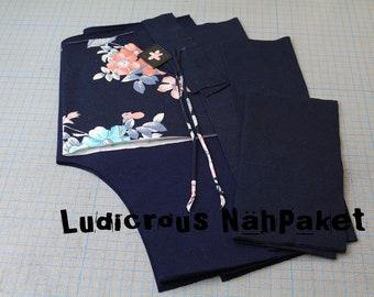Sewing kit Nähpaket Pumphose/wax Trousers