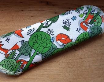 Fabric binding // Alternative monthly hygiene // PUL