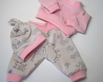 Kleidung & Accessoires Puppenkleidung Puppenwindel uni weiß Gr.20-55cm Krümel Baby Born Muffin Carolle Puppen & Zubehör