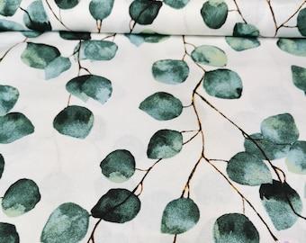 11,90 EUR/m  Dekostoff Eukalyptus
