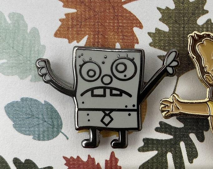Doodlebob | Spongebob | Doodlebob Pin