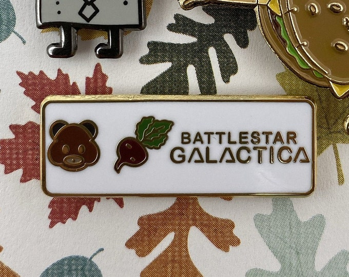 The Office | Bears Beets Battlestar Galactica | The Office Pin