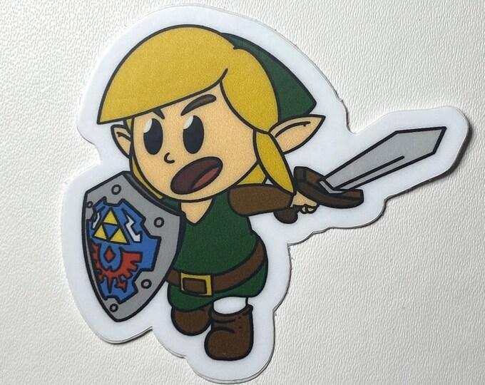Link | Zelda | Toon Link Sticker