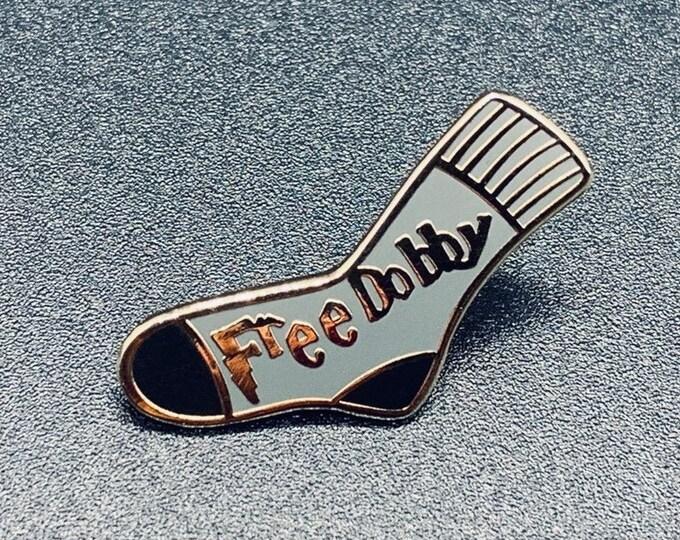 Free Dobby | Harry Potter Enamel Pin