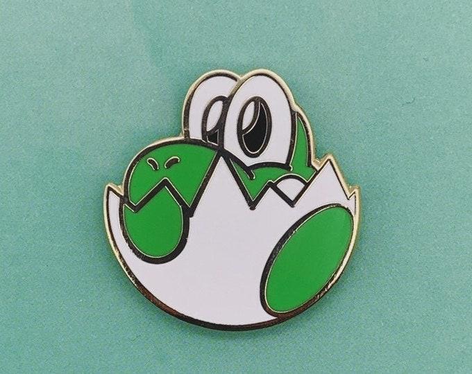 Peakaboo Yoshi | Mario Bros | Yoshi Pin
