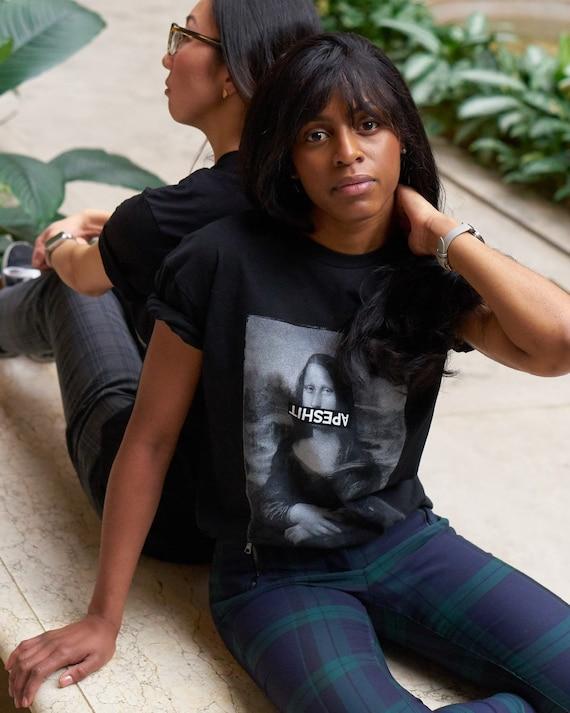 Unisex Beyonce x Apeshit Tee | Mona Lisa T-Shirt