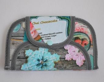 "Wallet ""Chai Cheesecake"""