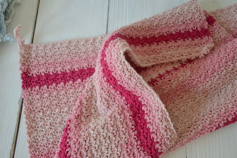 Crochet Kitchen Towel image 0
