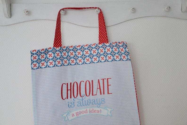 Shopping bag Chocolate image 0