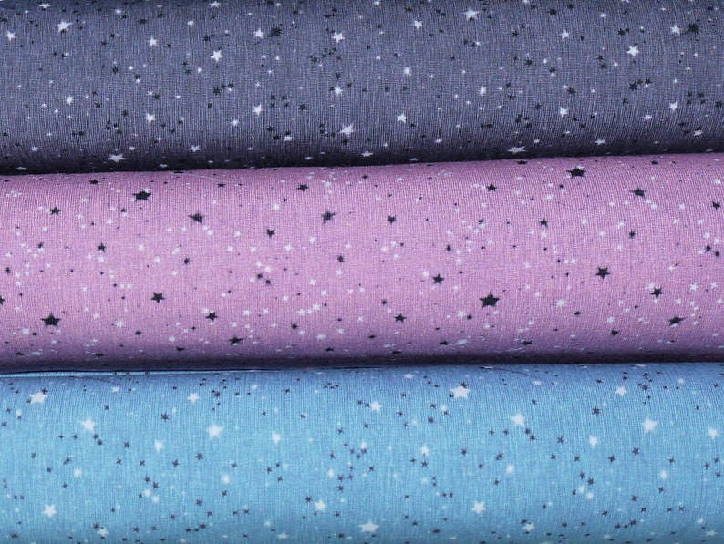 68bca95be06 17 50Euo/meter jersey fabric mini winter old rose Cream black | Etsy