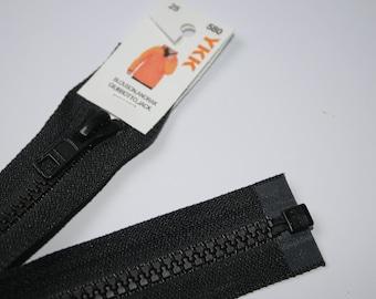 YKK Reißverschluss teilbar 25 cm schwarz (EUR 5,80/St.)
