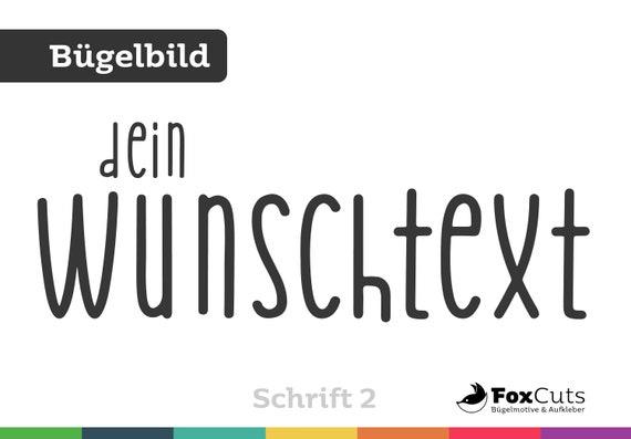 FERTIG Wunschname // Wunschtext ArtNr.019 Wäscheetiketten  AUFBÜGELN
