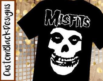 misfits inspired digital download - Misfits Christmas Sweater