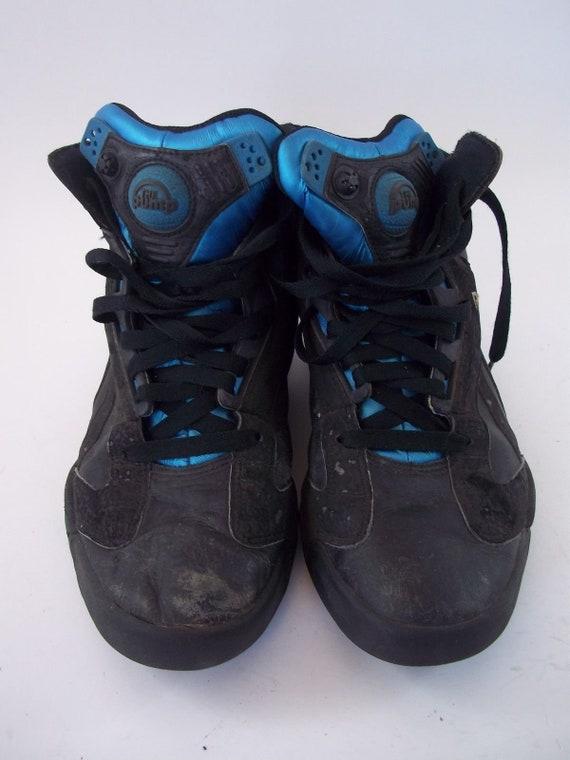 Rare Vintage 1992 Reebok Shaq Attaq Basketball Shoes Size  aa2c0117c