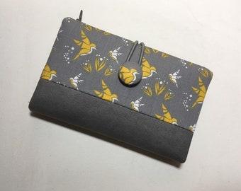 6eb4538614c68 Portemonnaie Geldbörse Damen Kolibri
