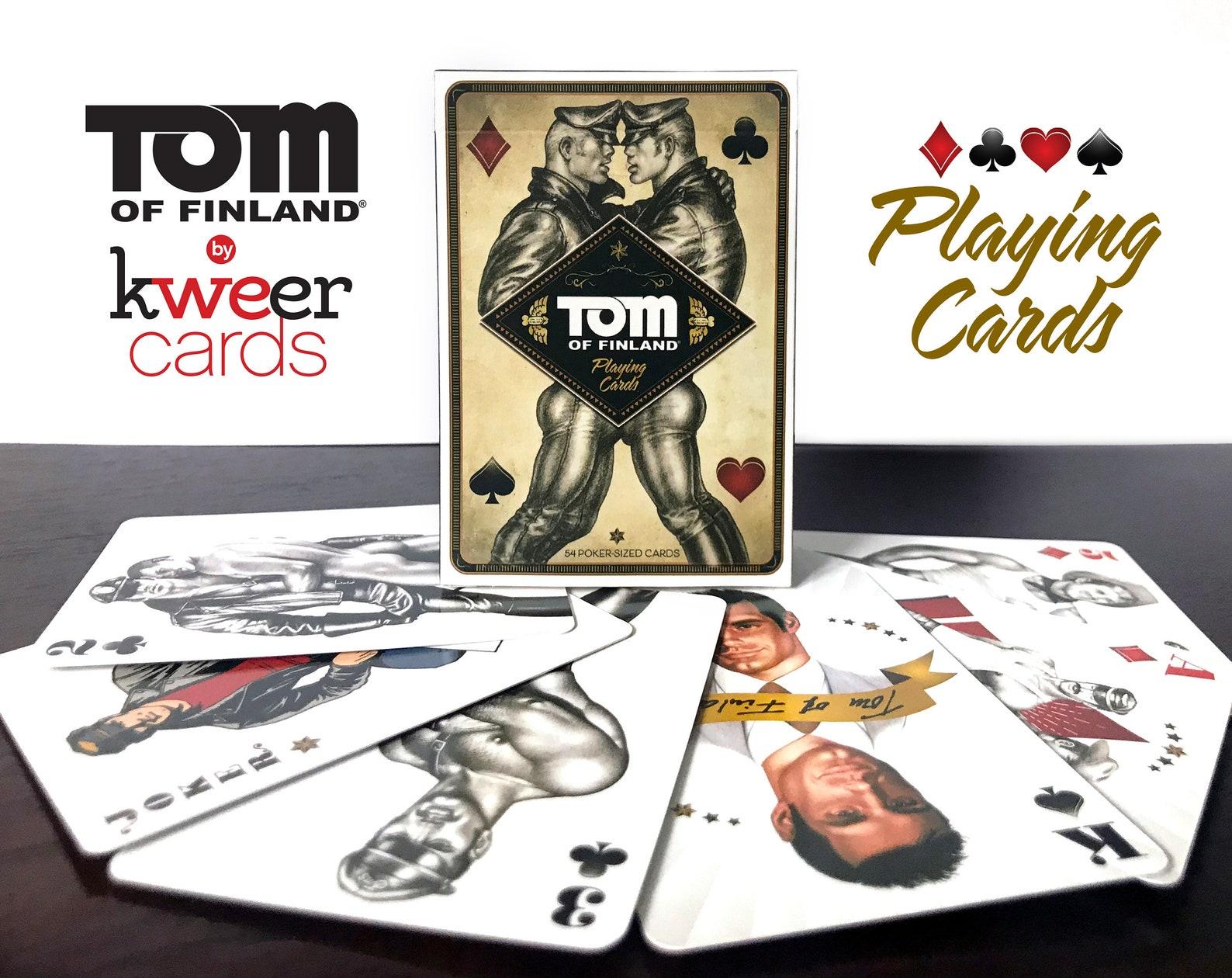 Gay playing cards pdf