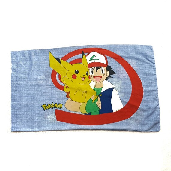 Pillow Case Nintendo 1998 Vintage item