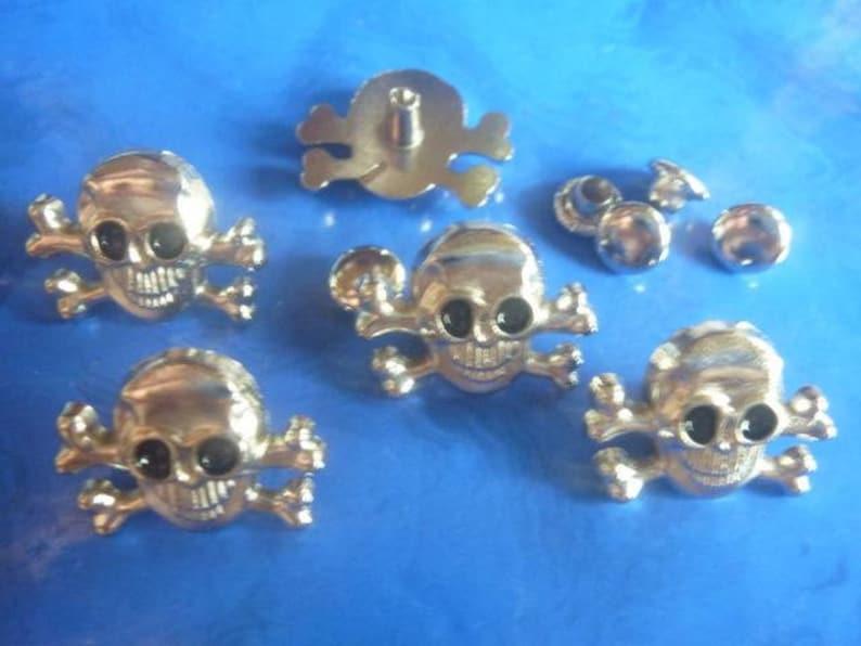 anticolic skull rivets 18 x 14 mm 2a metal rivets 4
